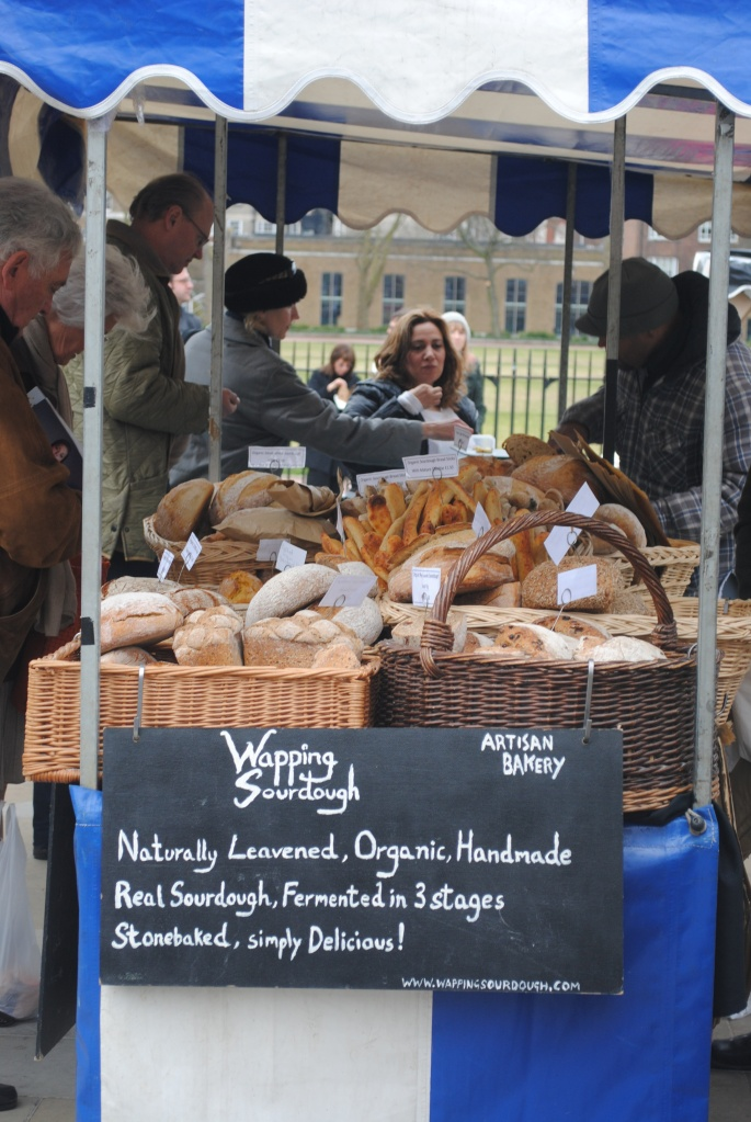 Wapping Sourdough Bakery