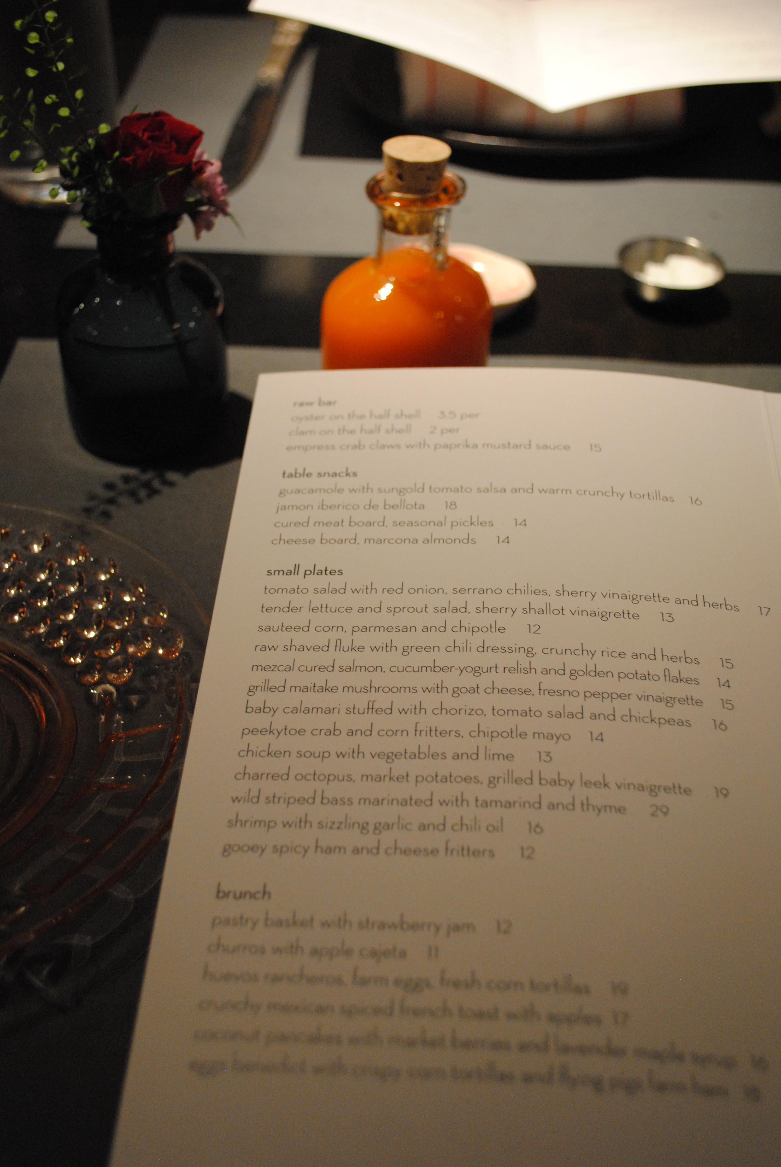 Tale #75 ABC Cocina – The Ravenous beast